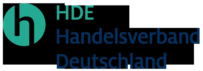 Logo HDE - Handelsverband Deutschland e.V.